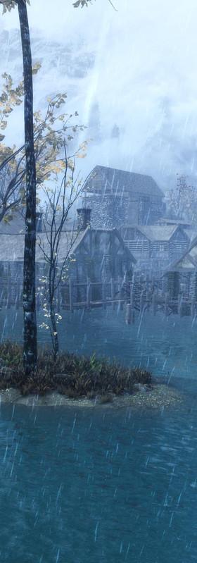 Riften Raining