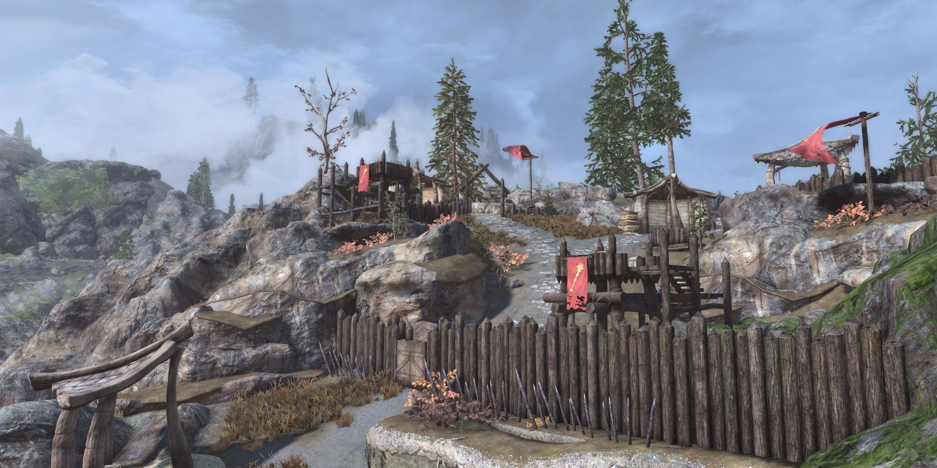 Front Defenses