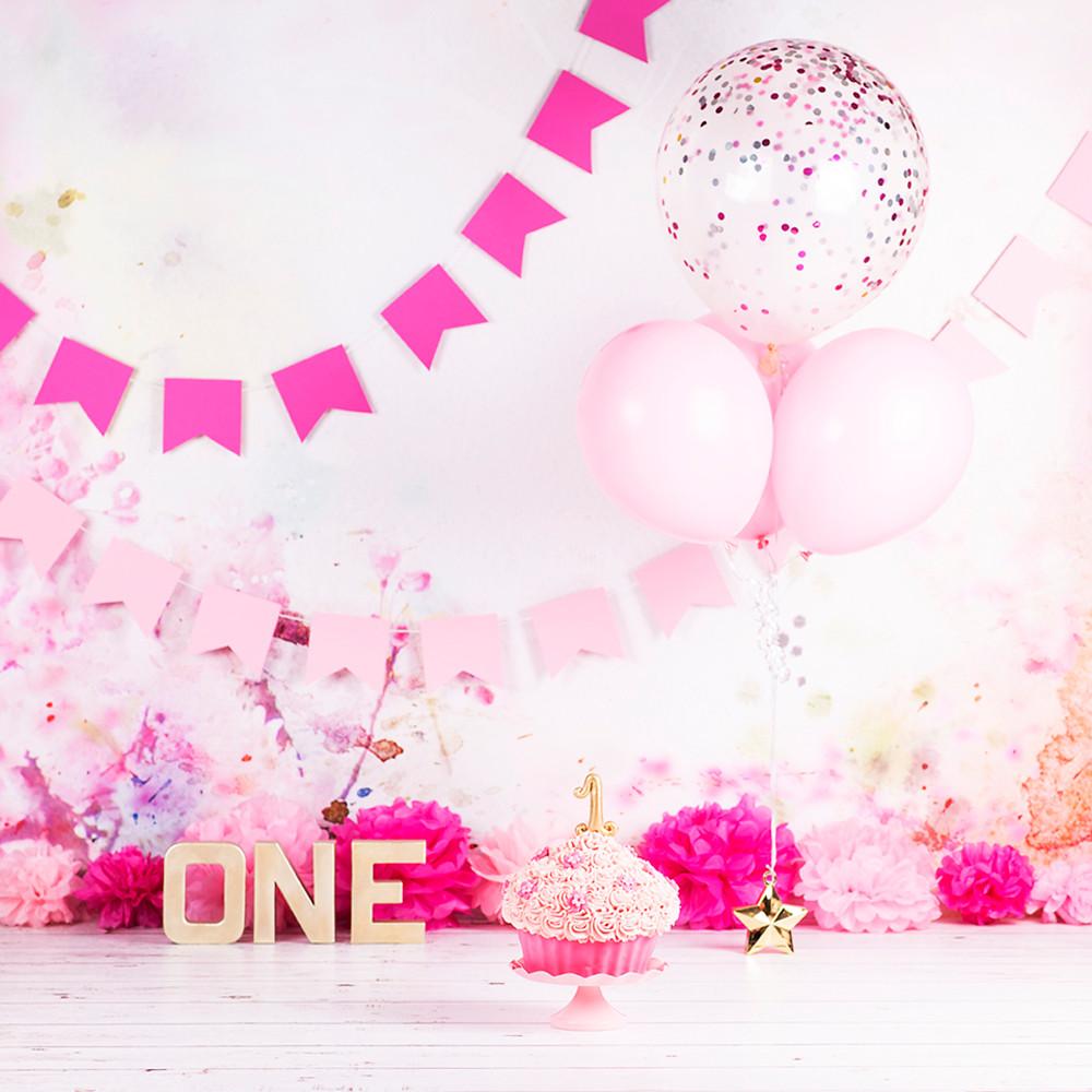 Cakesmash Pastel Pink