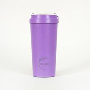 Huski Home sustainable travel cup in Violet - 500ml