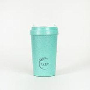 Huski Home sustainable travel cup in Lagoon - 400ml