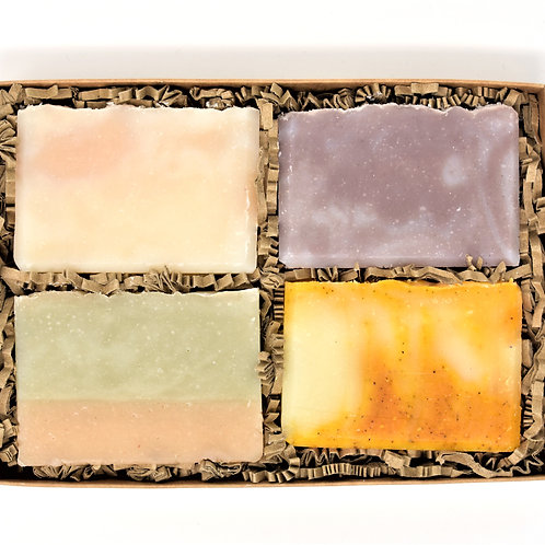 Kentish Soap Co. Classic soap collection gift box