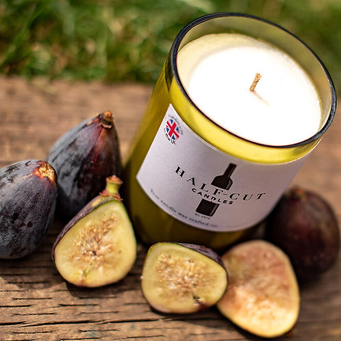 Half Cut Candles - Under the Fig Tree