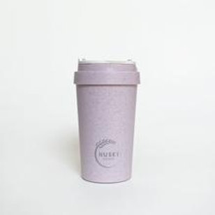 Huski Home sustainable travel cup in Lilac - 400ml