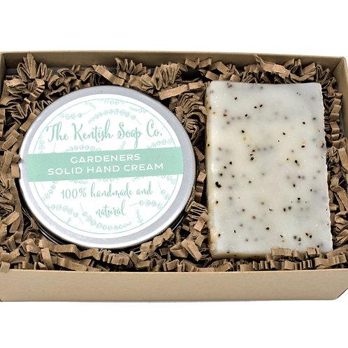 Kentish Soap Co. Gardner's gift set
