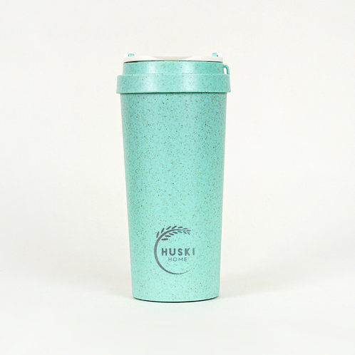 Eco-friendly travel cup in lagoon- 500ml