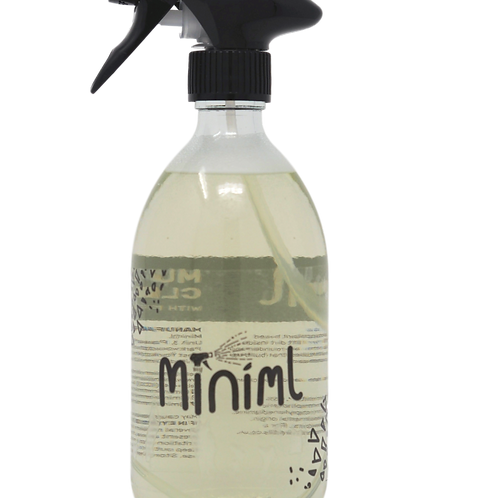 Anti-Bac Multi-Surface Cleaner - French Lavender (glass bottle/ refill)