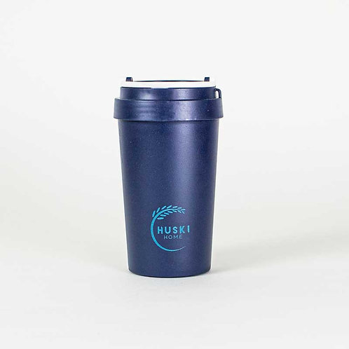 Eco-friendly travel cup in Midnight-400ml