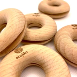 ecojiko 'Doughnut' Food Clips