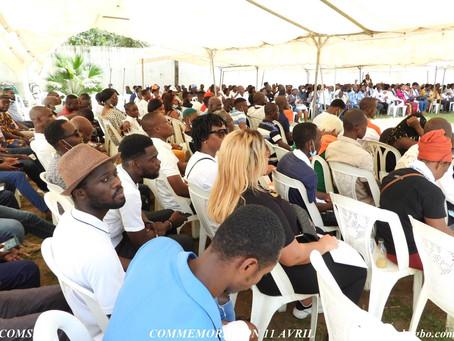 COMMÉMORATION DU 11 AVRIL 2011 : MADAME GBAGBO EXHORTE LE PEUPLE À TOURNER LES REGARDS VERS LE FUTUR