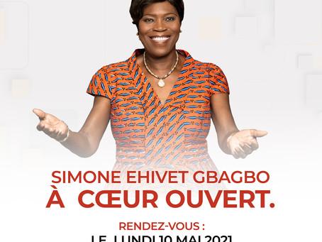 ÉVÉNEMENT  ÉVÉNEMENT: SIMONE EHIVET GBAGBO À CŒUR OUVERT
