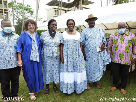 CULTURE : MADAME SIMONE EHIVET GBAGBO AU CINQUANTENAIRE DE LA SOCIÉTÉ INTERNATIONALE DE LINGUISTIQUE