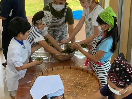 【志塾】第1回目のワークショップ終了「島菓子作りと英国紅茶」