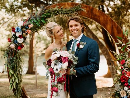 PETER & SARAH'S WEDDING - May 30, 2020