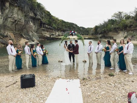 SETH & ANGELINE'S WEDDING - MARCH 20, 2020