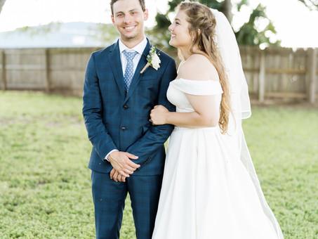 COLTON & SARAH'S WEDDING - June 6, 2020