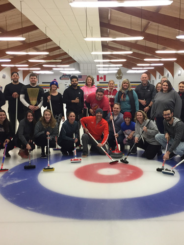 EC & CO. Curling group pic