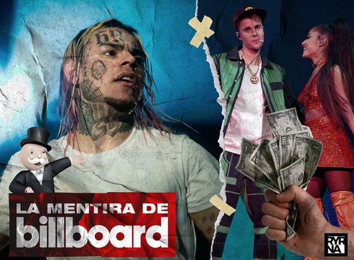 ¿El Fraude entre Ariana Grande, Justin Bieber y Billboard?
