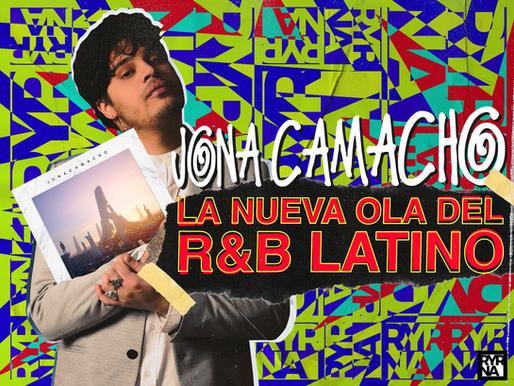 Jona Camacho: La Nueva Ola del R&B Latino.