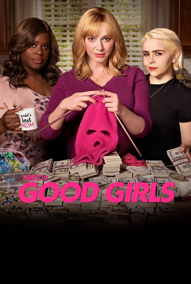 Title photo for the Netflix Show Good Girls