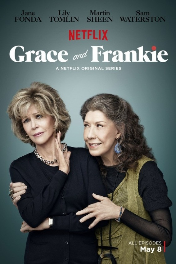 Title picture for Netflix show Grace And Frankie