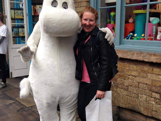AD Moomins On The Riviera With Truffle Shuffle