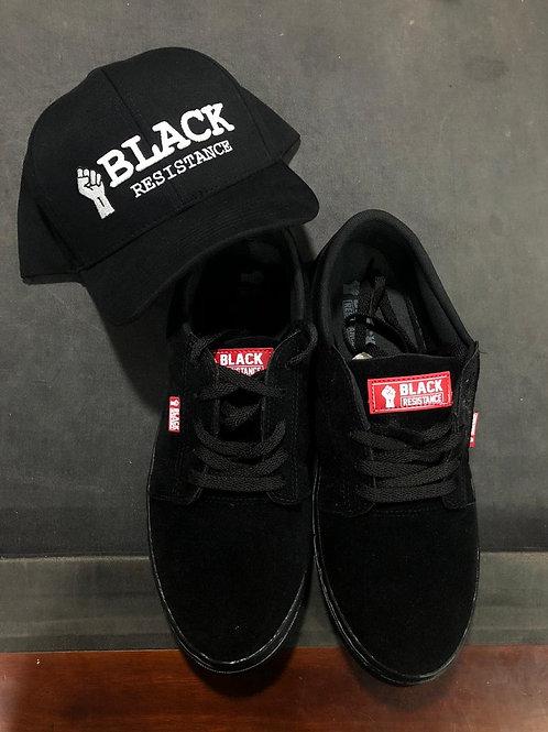 TÊNIS BLACK RESISTANCE.