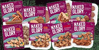 Naked Glory meat alternatives