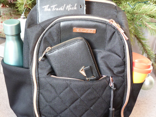 Travel Hack Stowaway Cabin Backpack Review
