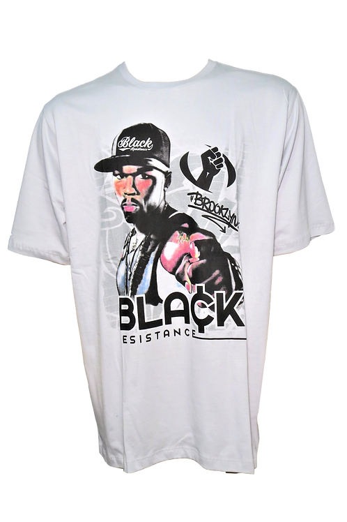 CAMISA BLACK RESISTANCE.