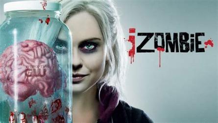 Title picture for Netflix Show iZombie