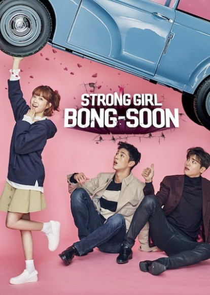 Title picture for Netflix show Strong Girl Bong Soon