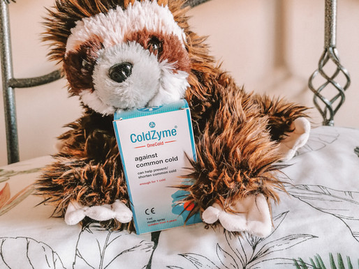 AD Preventing Colds With ColdZyme + Giveaway!