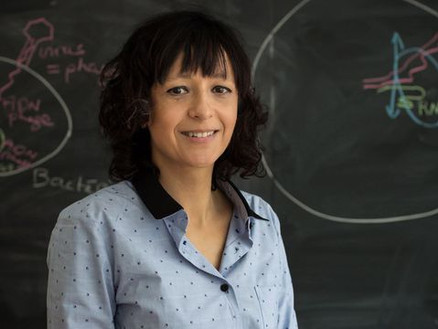 COCORICO!! Emmanuelle CHARPENTIER, la chercheuse française obtient le prix Nobel de chimie!
