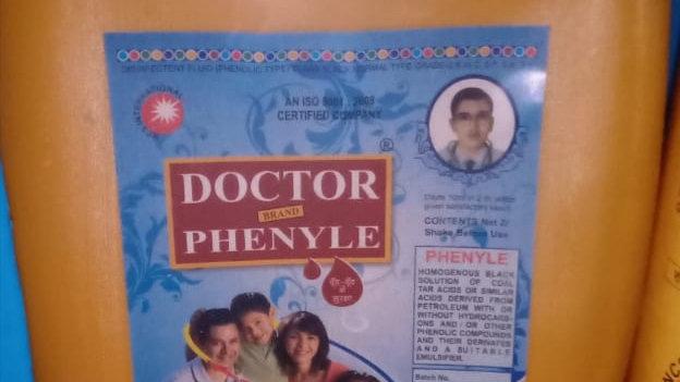 Doctor Brand Phenyl 2L