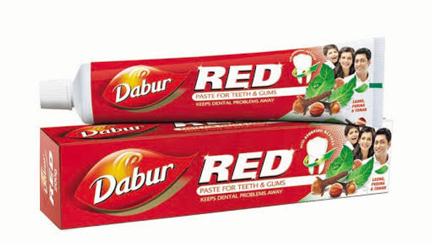 Dabur Red Toothpaste Rs. 10 (Pack of 2)