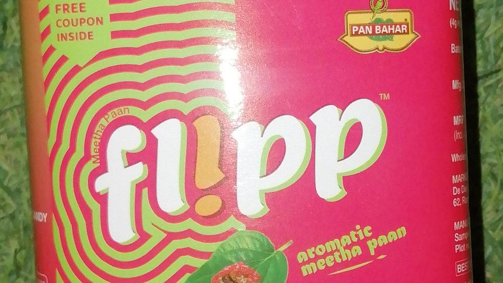 Flipp Meetha Paan Candy (Jar of 130)