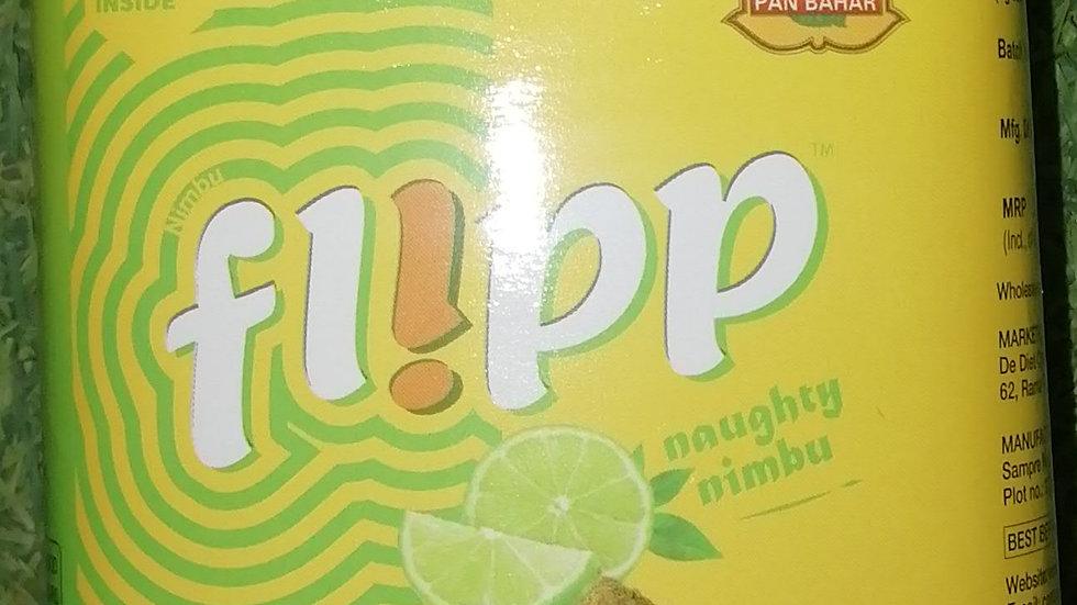 Flipp Nimbu Candy (Jar of 130)