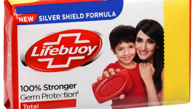 Lifebuoy Soap Rs. 10 (Pack of 4)