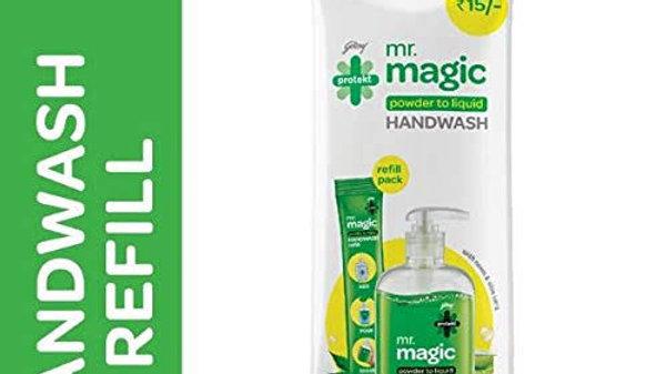 Godrej Mr. Magic Handwash Refill (Pack of 2)