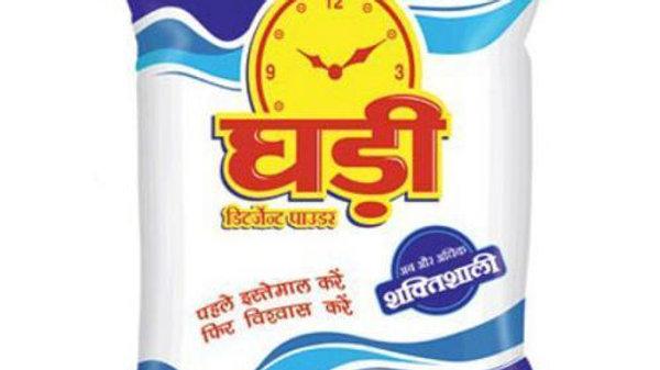 Ghadi detergent powder Rs.5 (Pack of 6)