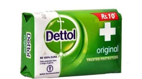 Dettol Soap Rs. 10 (Pack of 4)