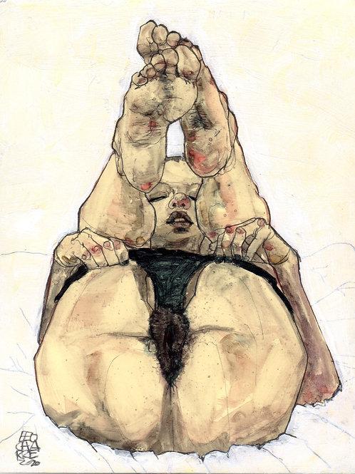 Watercolor Sketch04