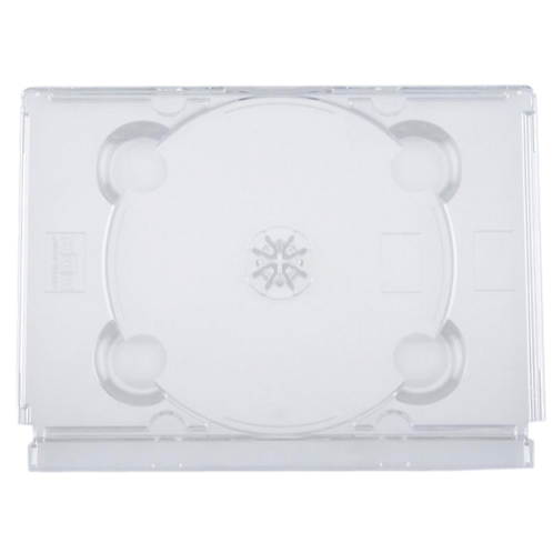 Tray Super Jewel Box King Size, transparent