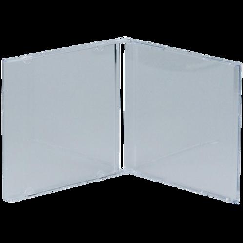 Jewel Box (glasklar), ohne Tray