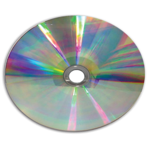 Falcon DVD-R Silver/Shiny