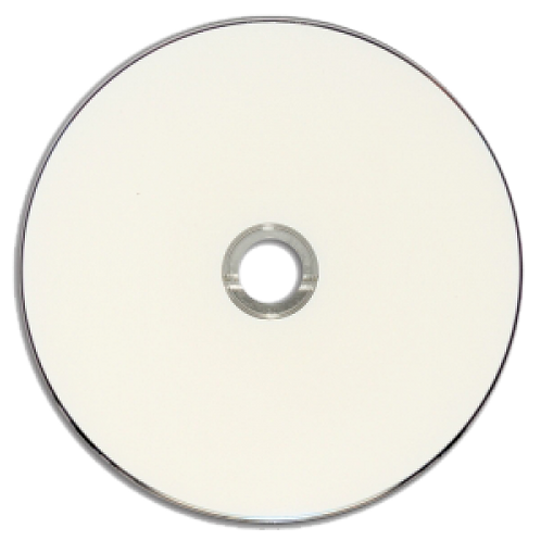 Falcon DVD-R Thermal White Hub Print, Dupli-Line