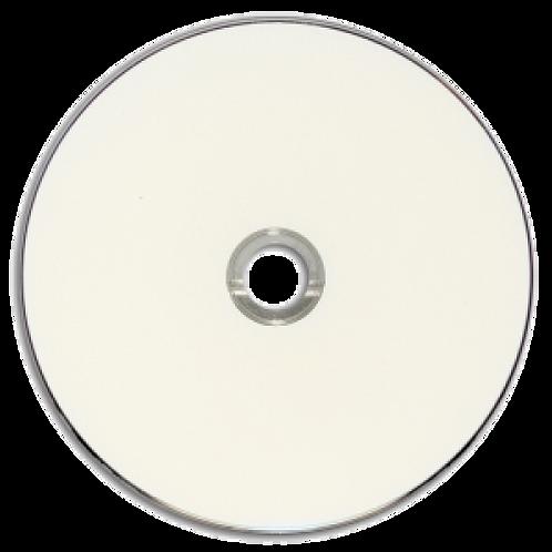 Falcon DVD+R Dual Layer, Thermal White Hub Print