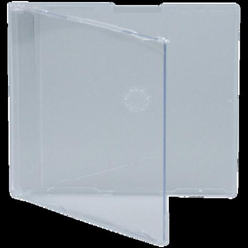Maxi-CD Box (glasklar)