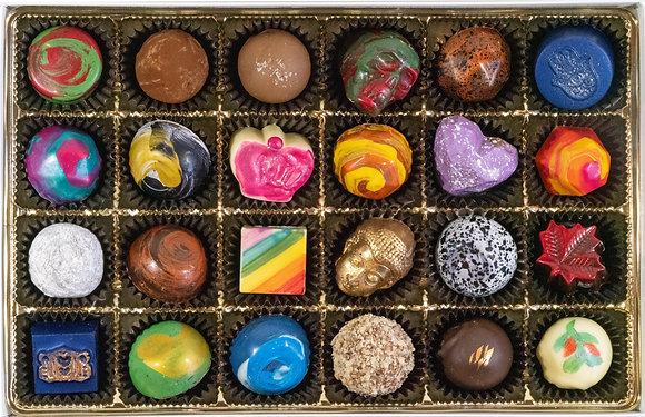 Box of Twenty-Four Truffles